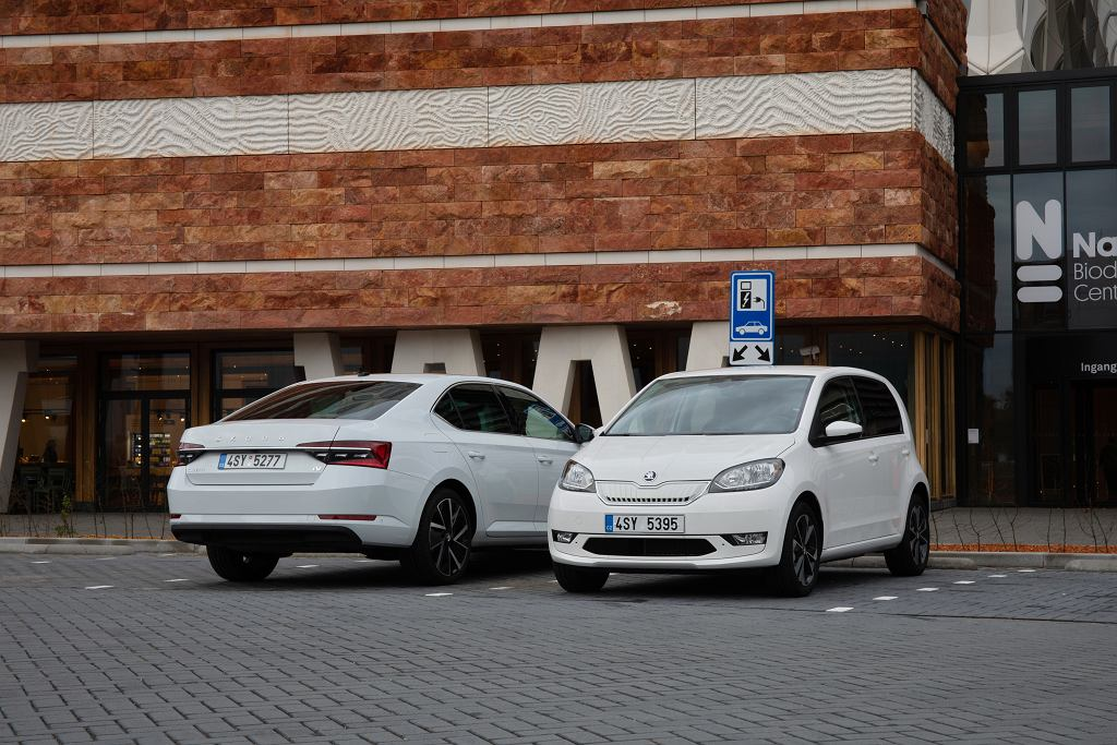Skoda Superb iV, Skoda Citigo iV
