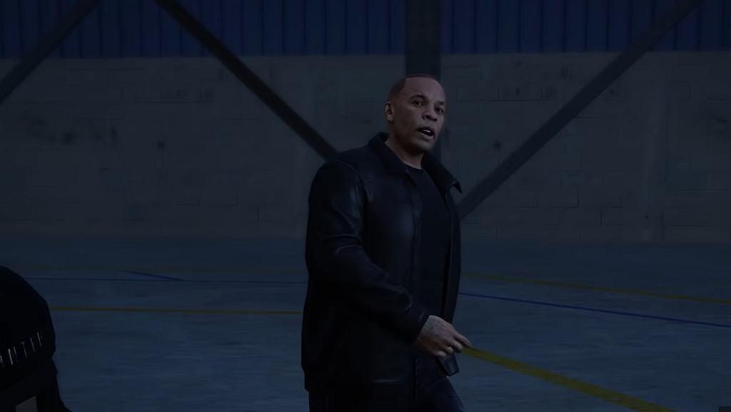 Dr.Dre pojawił się już w GTA.