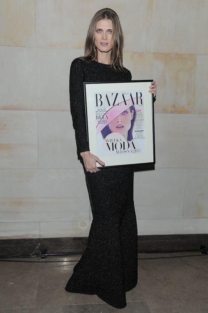 W 2013 r. Małgorzata Bela patronowała polskiej premierze 'Harper's Bazaar'. Była także gwiazdą okładki pierwszego numeru