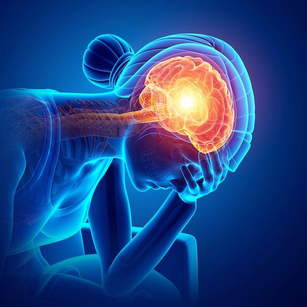 Niedotlenienie mózgu - przyczyny, objawy, leczenie