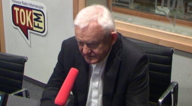 Leszek Miller w studiu radia TOK FM