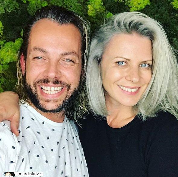 Marcin Szymański i Marysia Sadowska