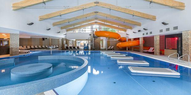Kompleks rekreacyjny hotelu Blue Mountain Resort