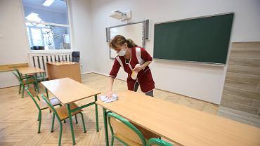 Powrót dzieci do szkół. Jakie restrykcje obowiązują uczniów? (zdjęcie ilustracyjne)
