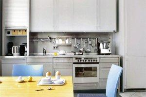 Reling kuchenny: akcesoria kuchenne w zasięgu ręki