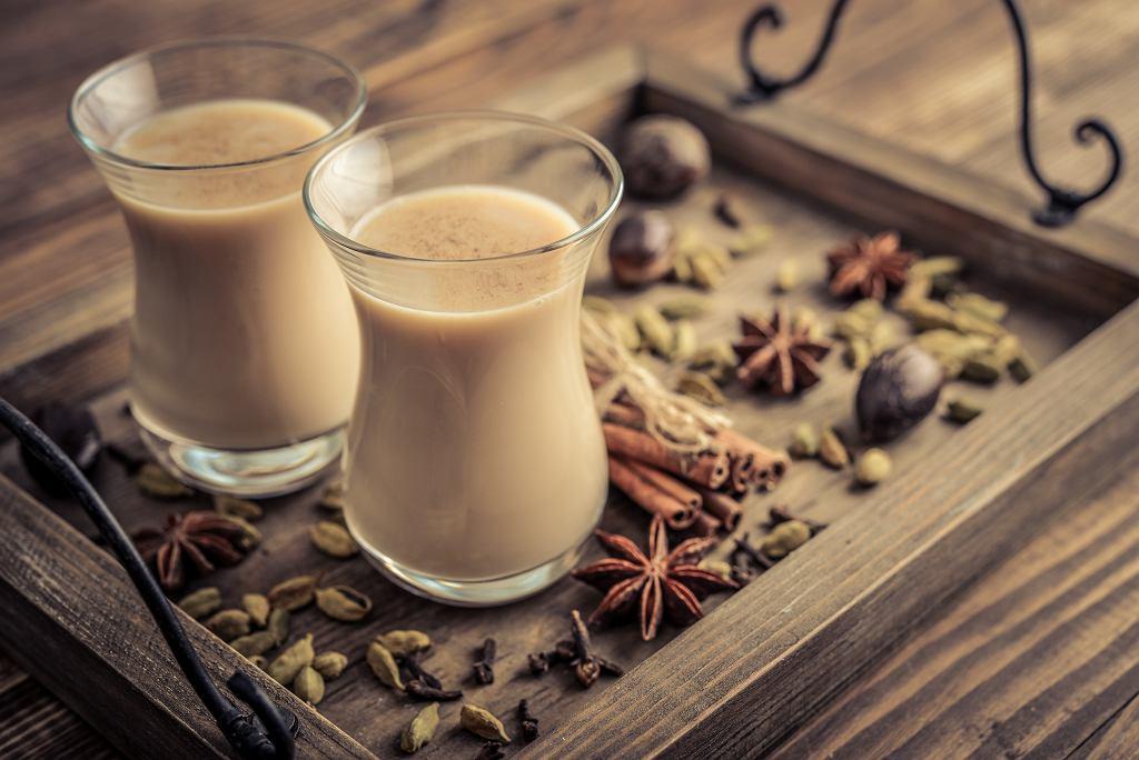 Masala czaj, czyli herbata z przyprawami