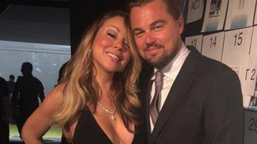 Mariah Carey i Leonardo DiCaprio