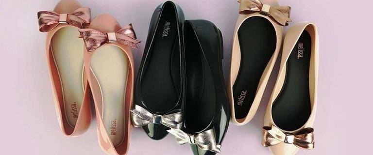 Wygodne baleriny do pracy? Te marki Melissa pokochasz zarówno za wygląd, jak i cenę!