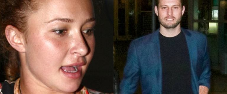 Hayden Panettiere oskarżyła swojego chłopaka o przemoc. Aresztowano go w walentynki po tym, jak ją znowu pobił