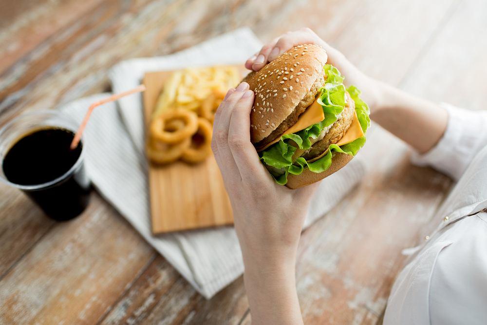 Dieta typu fast-food