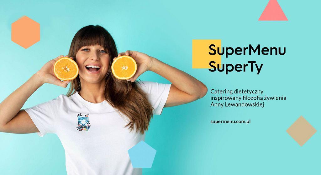 Nowy gracz na rynku cateringów dietetycznych w Polsce - SuperMenu Anny Lewandowskiej podsumowuje 2020 rok