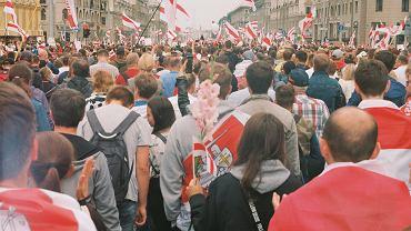 Białoruś. Dwóch protestujących od 5 miesięcy przebywa w ambasadzie Szwecji