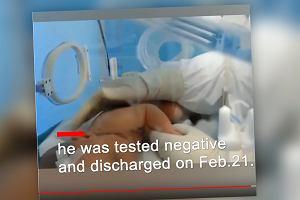 Koronawirus. Noworodek ze zdiagnozowanym wirusem wyzdrowiał w ciągu 17 dni bez leczenia