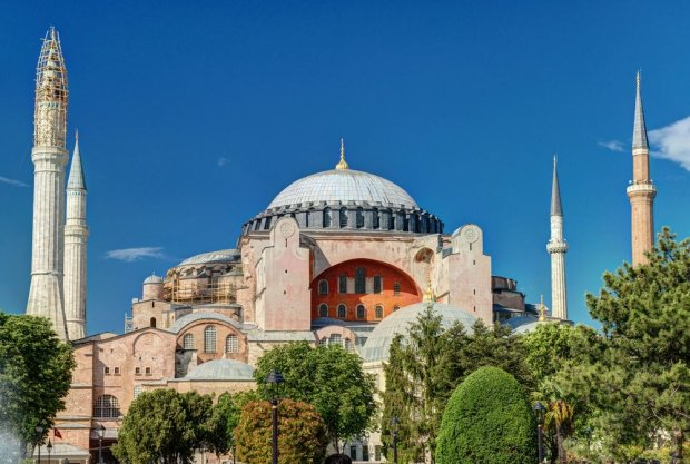 Hagia Sophia/ Fot. Shutterstock