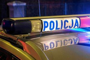 Wypadek na autostradzie A4 w Łukawcu. Dwie osoby ranne