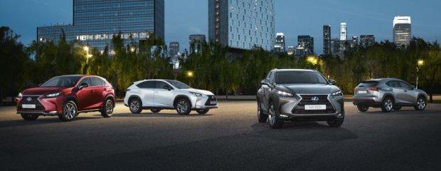 Lexus NX | Ceny w Polsce