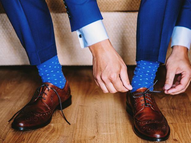 męskie obuwie - eleganckie