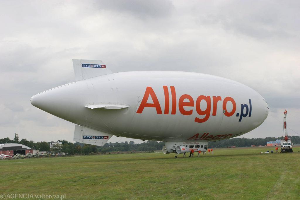 Allegro coraz bliżej własnych automatów paczkowych