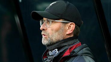 Trener Liverpoolu Jürgen Klopp