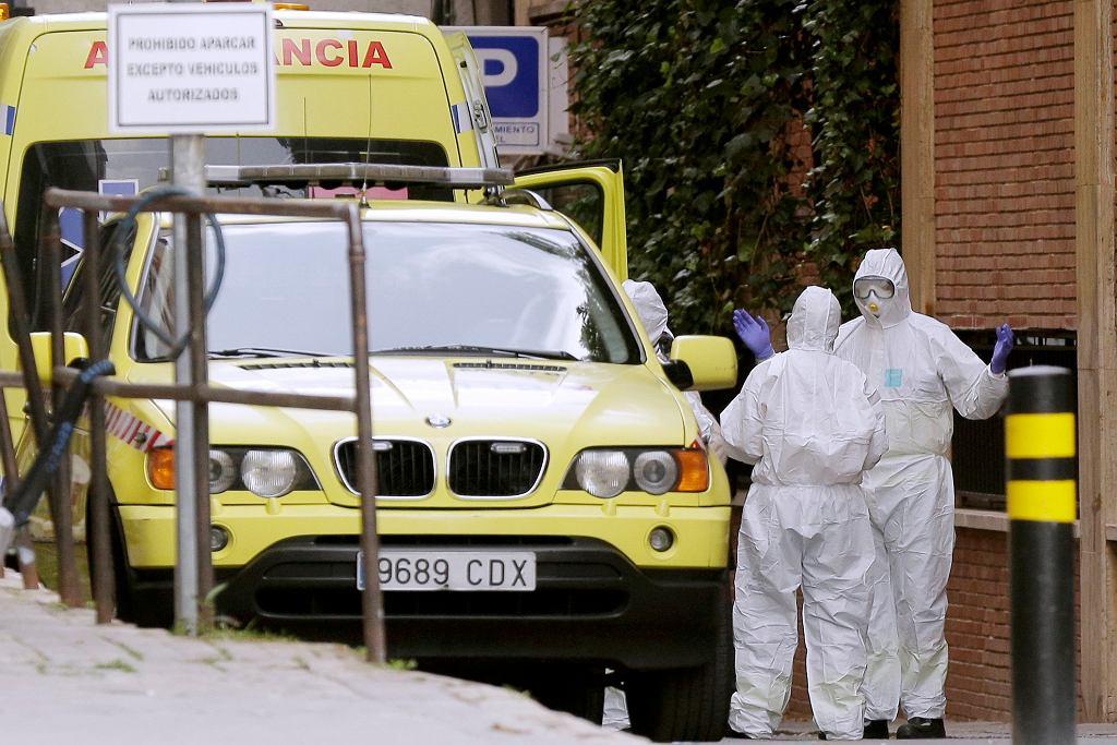 Epidemia koronawirusa w Hiszpanii