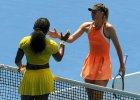 Serena Williams o Marii Szarapowej: wzięła odpowiedzialność, zawsze wykazywała się odwagą