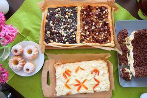 Potrawy wielkanocne - ciasta na Wielkanoc, przystawki na Wielkanoc, sałatki na Wielkanoc. Posmakują także dzieciom