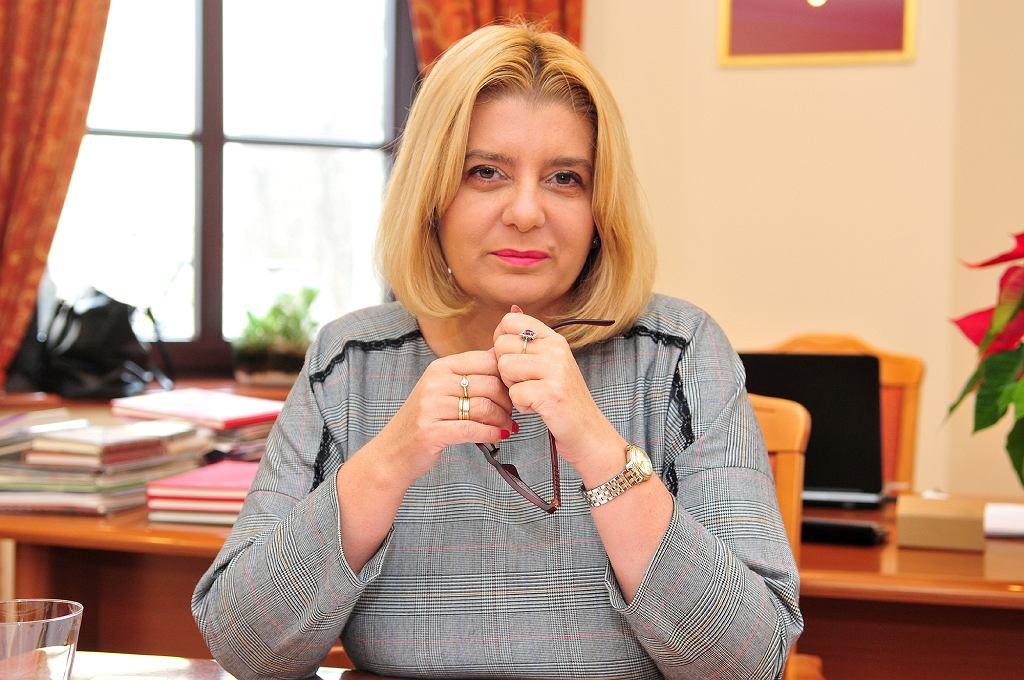 Beata Moskal-Słaniewska, prezydentka Świdnicy