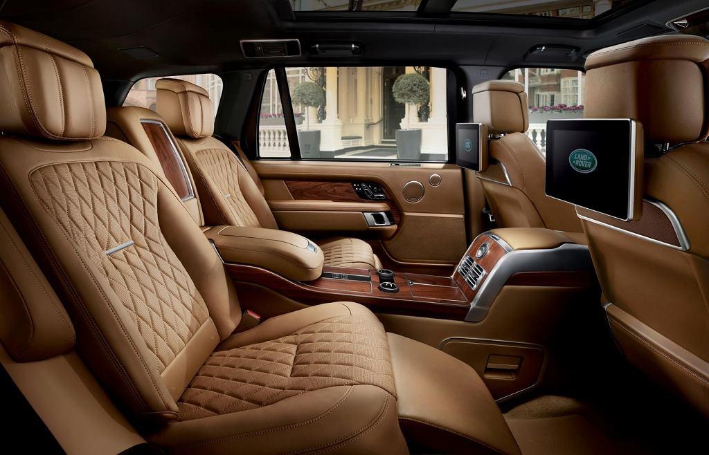 Range Rover SVAutobiography