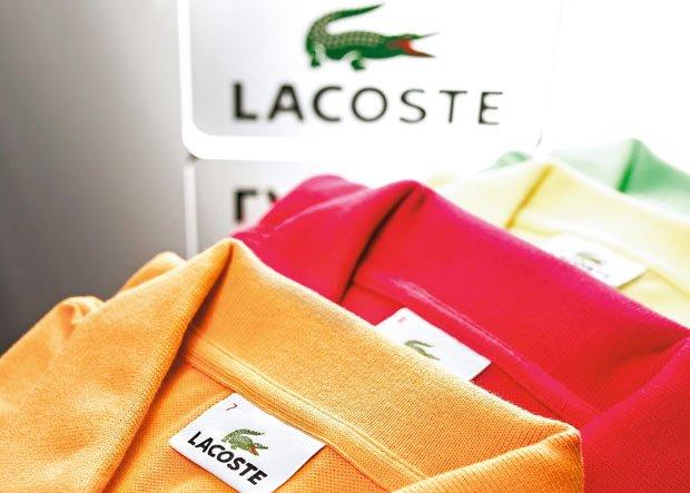 Historia marki Lacoste: krokodyl na korcie