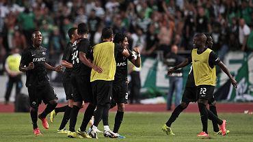 Piłkarze zespołu Academica de Coimbra