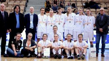 Mistrzostwa Polski koszykarek w kategorii U-22. Bydgoszcz 2015