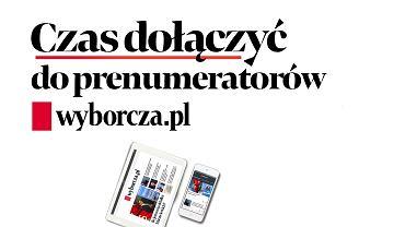 Prenumerata cyfrowa Wyborcza.pl