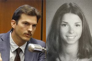 Ashton Kutcher i Ashley Ellerin
