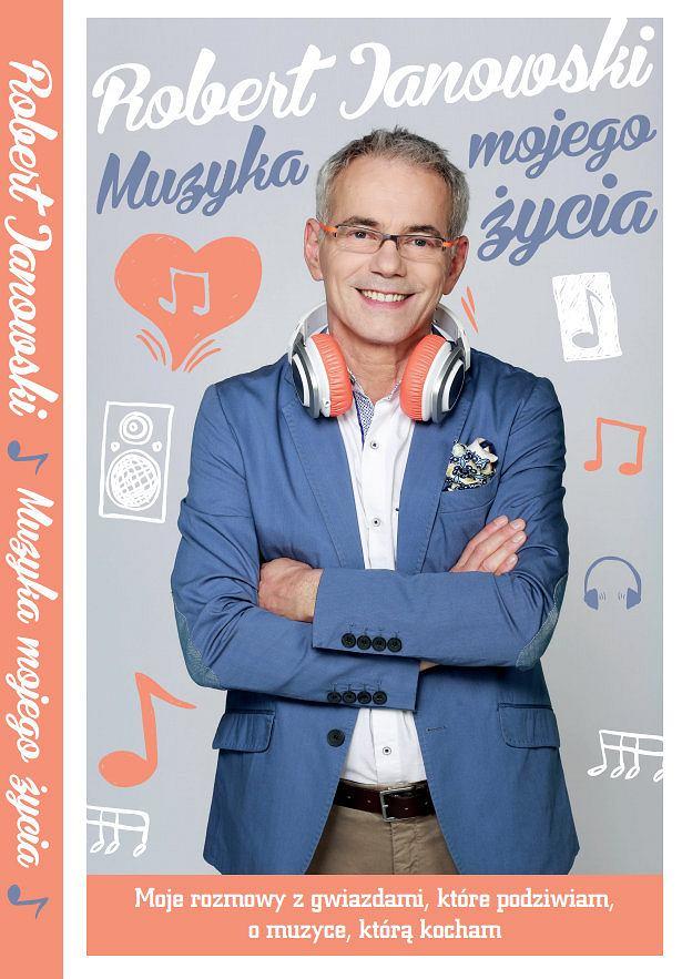 okładka książki 'Muzyka Mojego Życia'