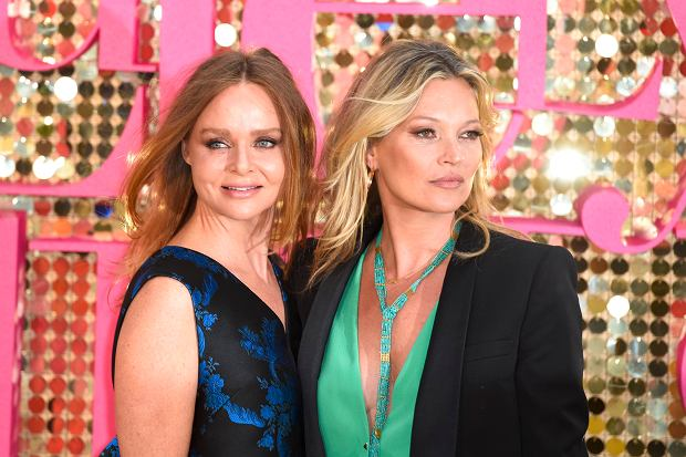 Stella McCartney i Kate Moss