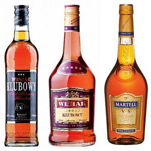 Alkohole herosów i niegodziwców