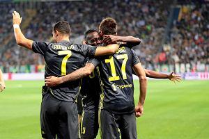 Trener Juventusu skreślił dwóch piłkarzy! Nie zagrają w Lidze Mistrzów