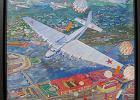 Katastrofa nad Moskwą największego samolotu świata