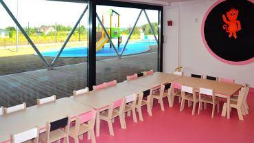Dwujęzyczne przedszkole z oddziałem żłobkowym dla dzieci pracowników fabryk mebli 'FORTE' S.A. w Suwałkach
