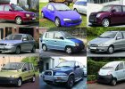 10 najgorszych samochodów dla faceta