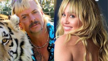 Miley Cyrus, Joe Exotic