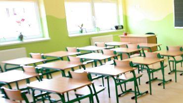 Szkoła, klasa (zdj. ilustracyjne)