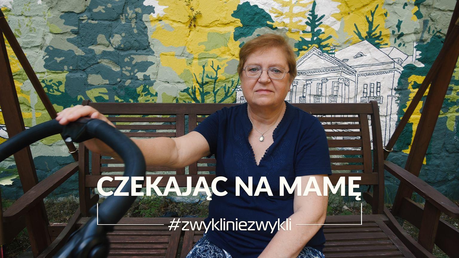 Mirosława Romanowska, psycholog kliniczny dziecka w IOP w Otwocku
