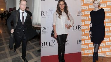 Maciej Stuhr, Weronika Rosati, Odeta Moro-Figurska