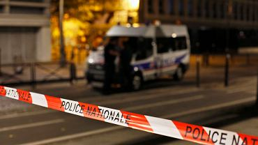 Atak nożownika w Paryżu. Jest siedem osób rannych, w tym dwóch turystów