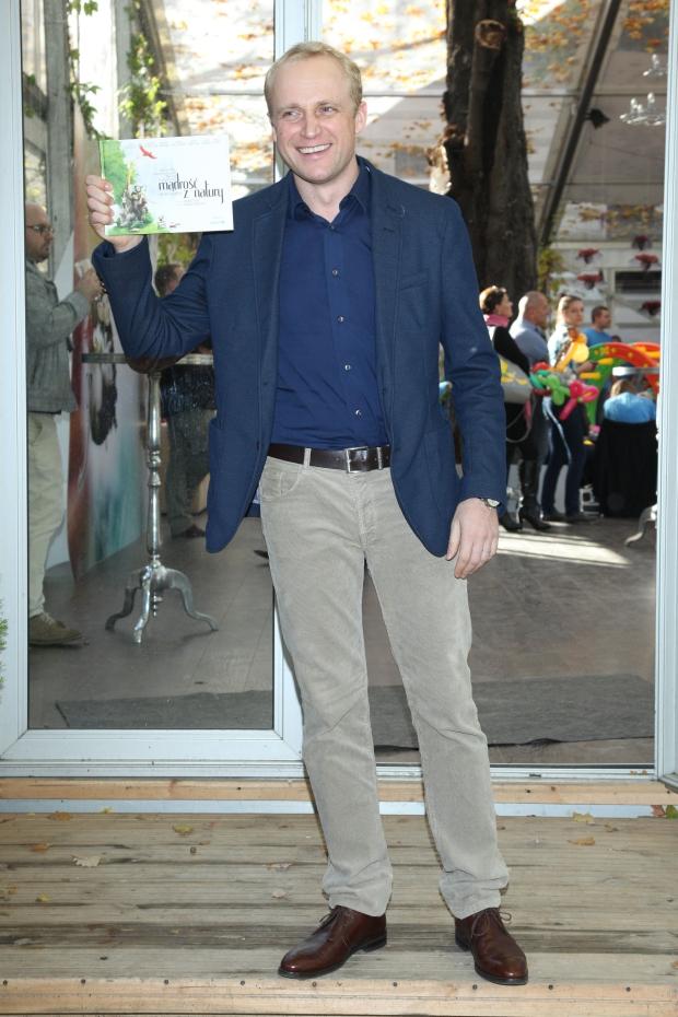 Premiera bajek Madrosc z Natury, Endorfina, 18.10.2012, fot. WBF/Piotr Podlewski
