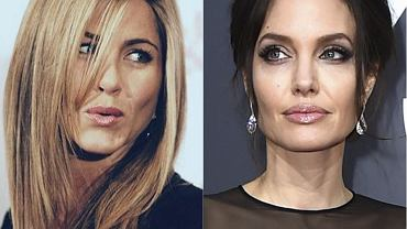 Aniston, Jolie