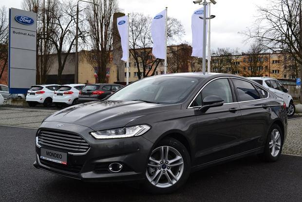 Ford Mondeo - to główna nagroda, o którą w tym tygodniu walczą głosujący w 15. plebiscycie na Najpopularniejszych Sportowca i Trenera Roku 2017 w Płocku