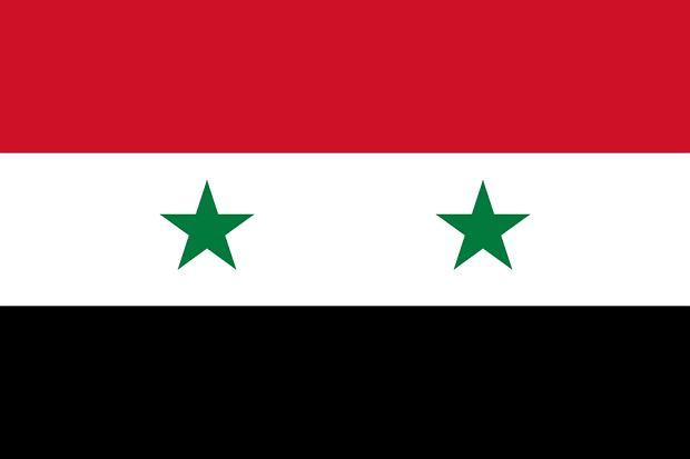 Flaga Zjednoczonej Republiki Arabskiej