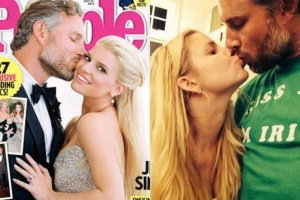 Jessica Simpson i Eric Johnson